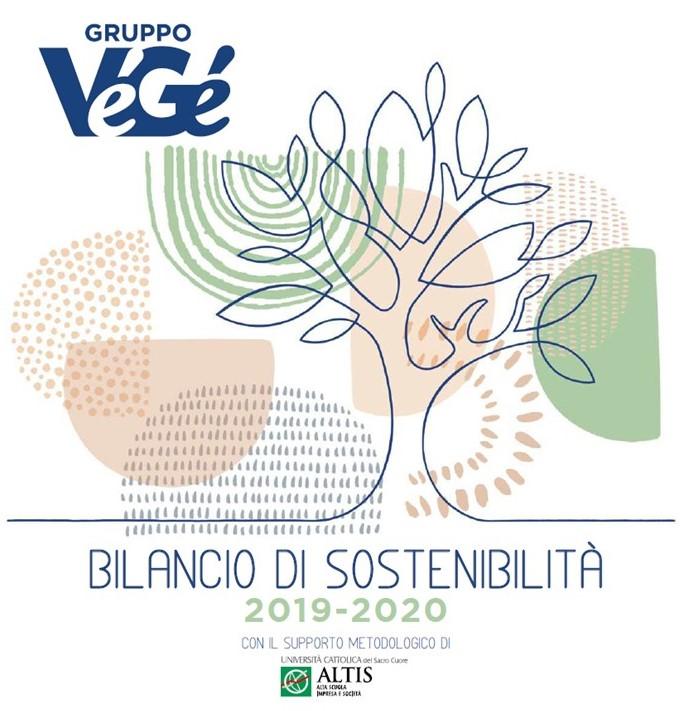 Gruppo VéGé bilancio di sostenibilità 2019-2020
