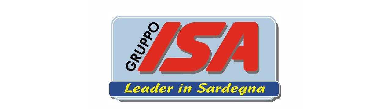 Logo Gruppo ISA GDO (Grande Distribuzione Organizzata)