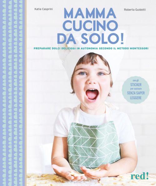 Copertina libro Mamma cucino da solo!