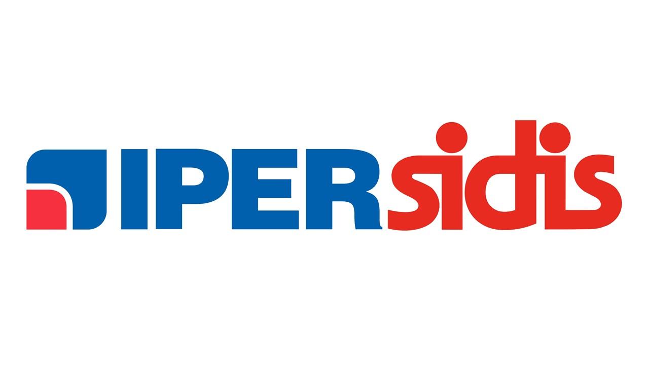Logo Iper Sidis GDO (Grande Distribuzione Organizzata)