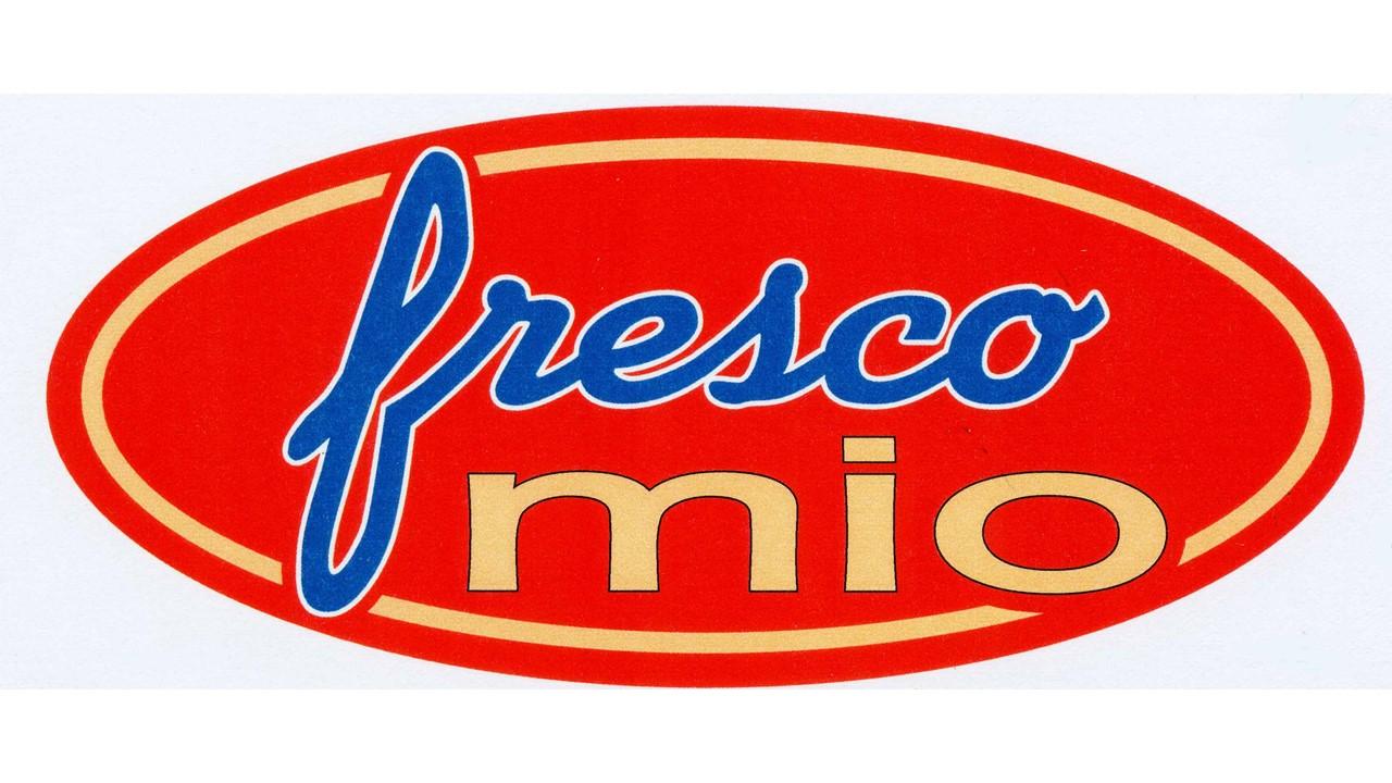 Logo fresco mio GDO (Grande Distribuzione Organizzata)