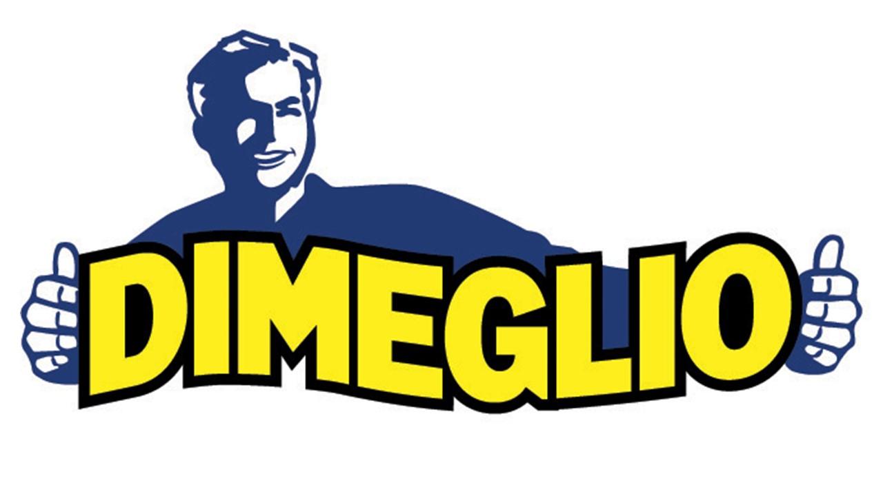 Logo Dimeglio GDO (Grande Distribuzione Organizzata)