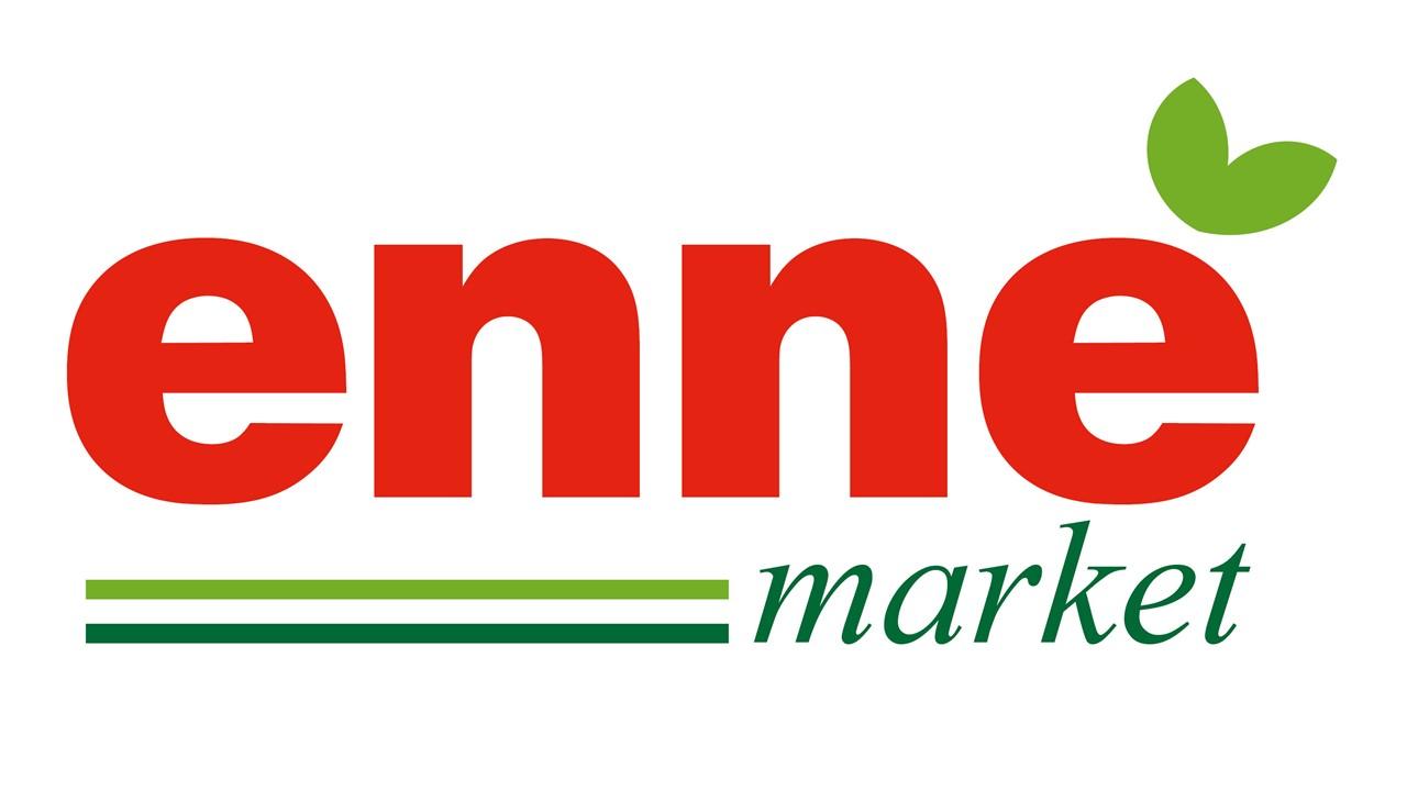 Logo enne market GDO (Grande Distribuzione Organizzata)