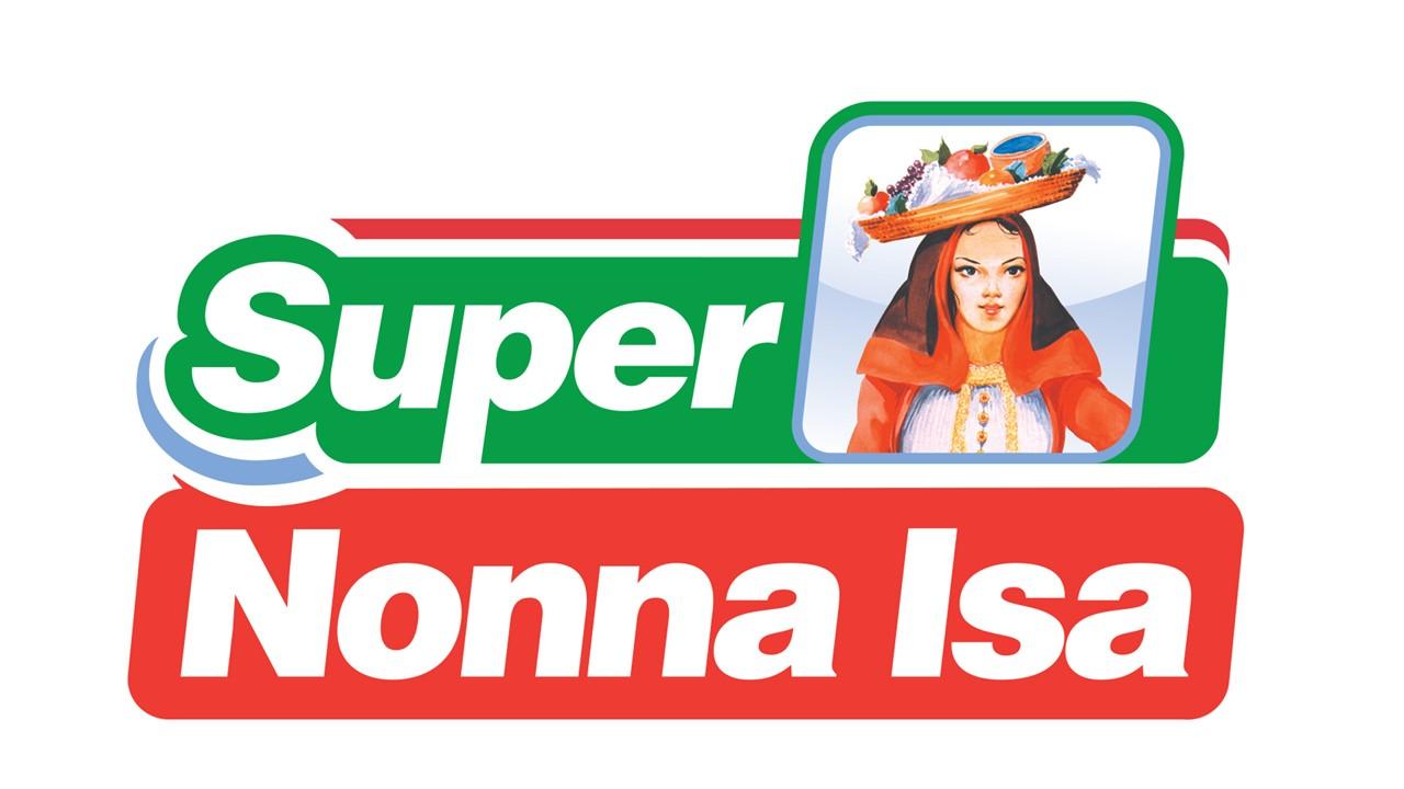 Logo Super Nonna Isa GDO (Grande Distribuzione Organizzata)
