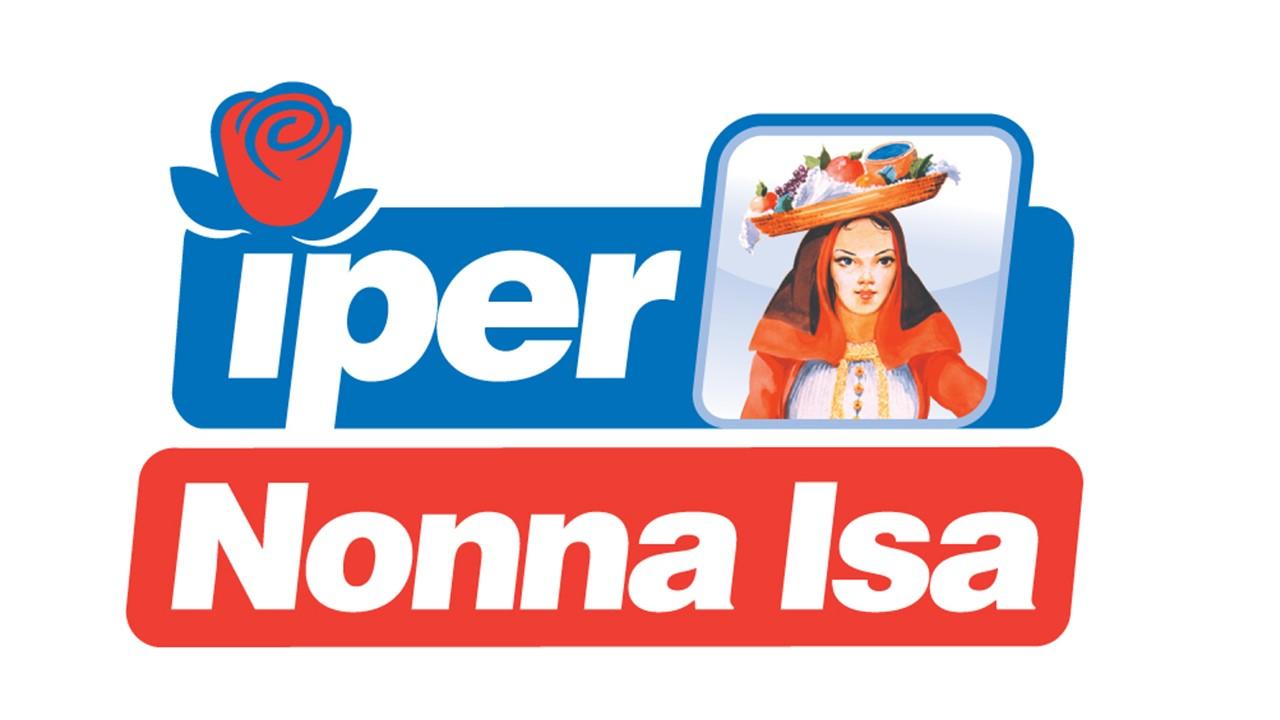 Logo Iper Nonna Isa GDO (Grande Distribuzione Organizzata)