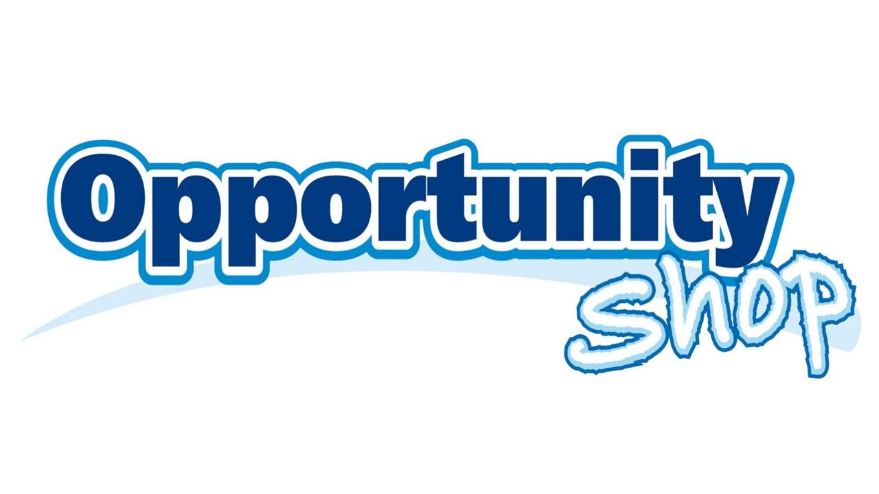 Logo Opportunity shop GDO (Grande Distribuzione Organizzata)