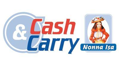 Logo Cash & Carry Nonna Isa GDO (Grande Distribuzione Organizzata)