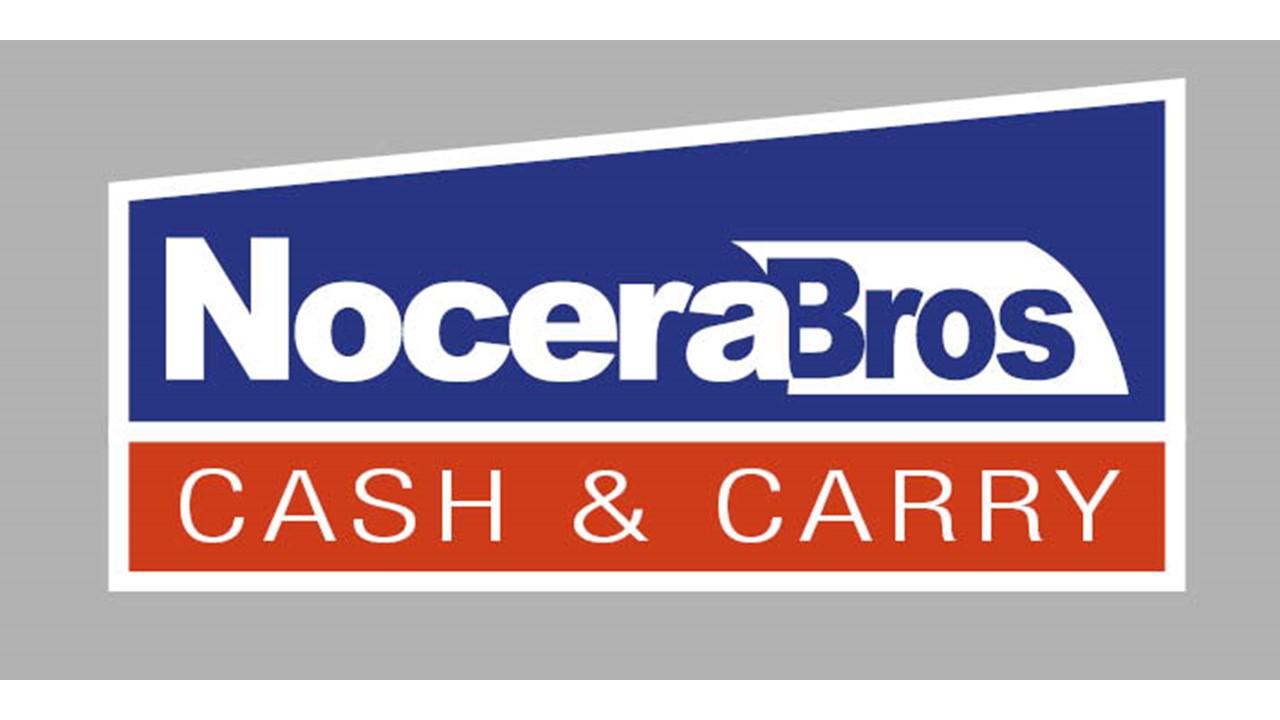 Logo Nocera Bros cash & carry GDO (Grande Distribuzione Organizzata)