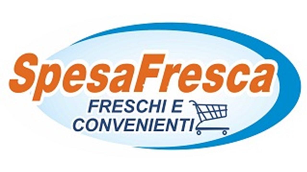 Logo Spesa Fresca GDO (Grande Distribuzione Organizzata)