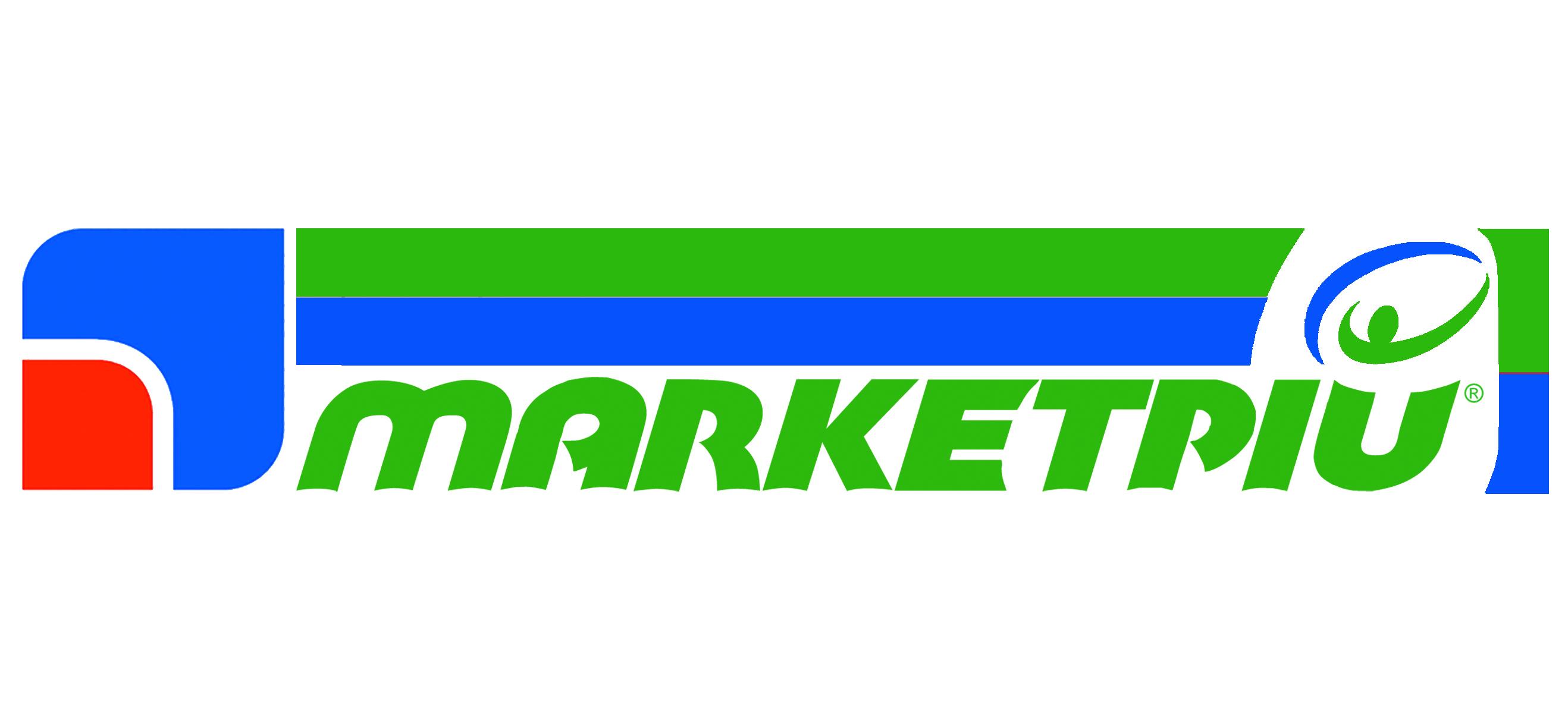 Logo Marketpiù GDO (Grande Distribuzione Organizzata)