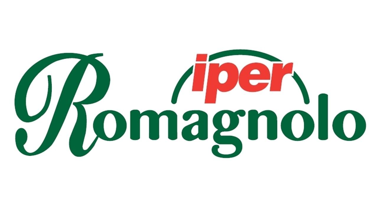 Logo iper Romagnolo GDO (Grande Distribuzione Organizzata)