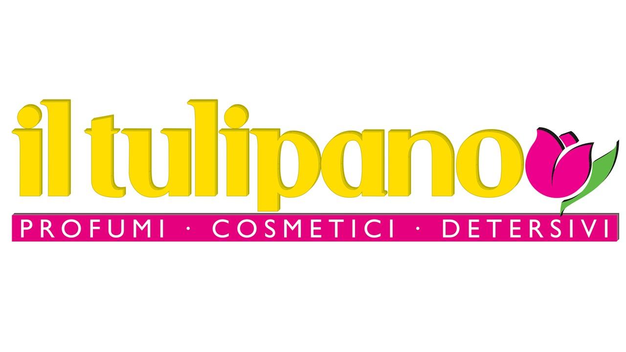 Logo il tulipano GDO (Grande Distribuzione Organizzata)