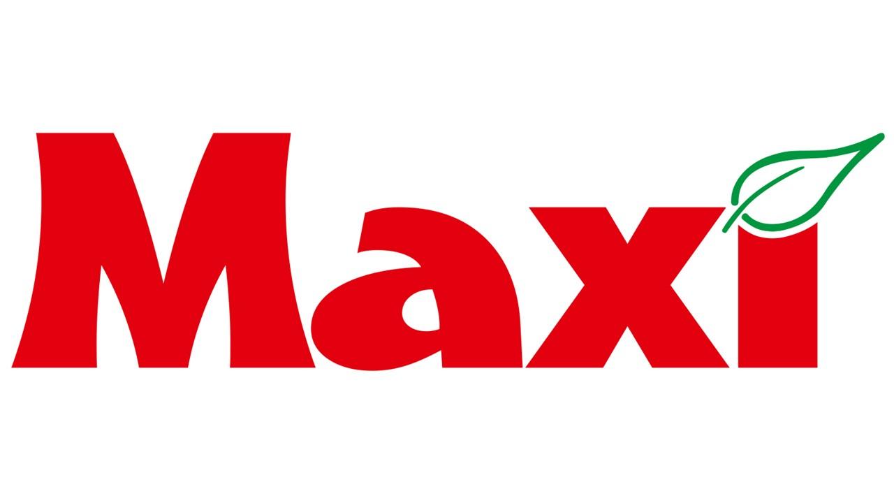 Logo Maxi GDO (Grande Distribuzione Organizzata)