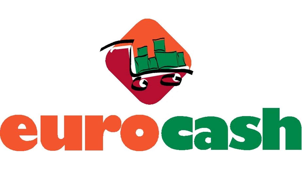 Logo Eurocash GDO (Grande Distribuzione Organizzata)