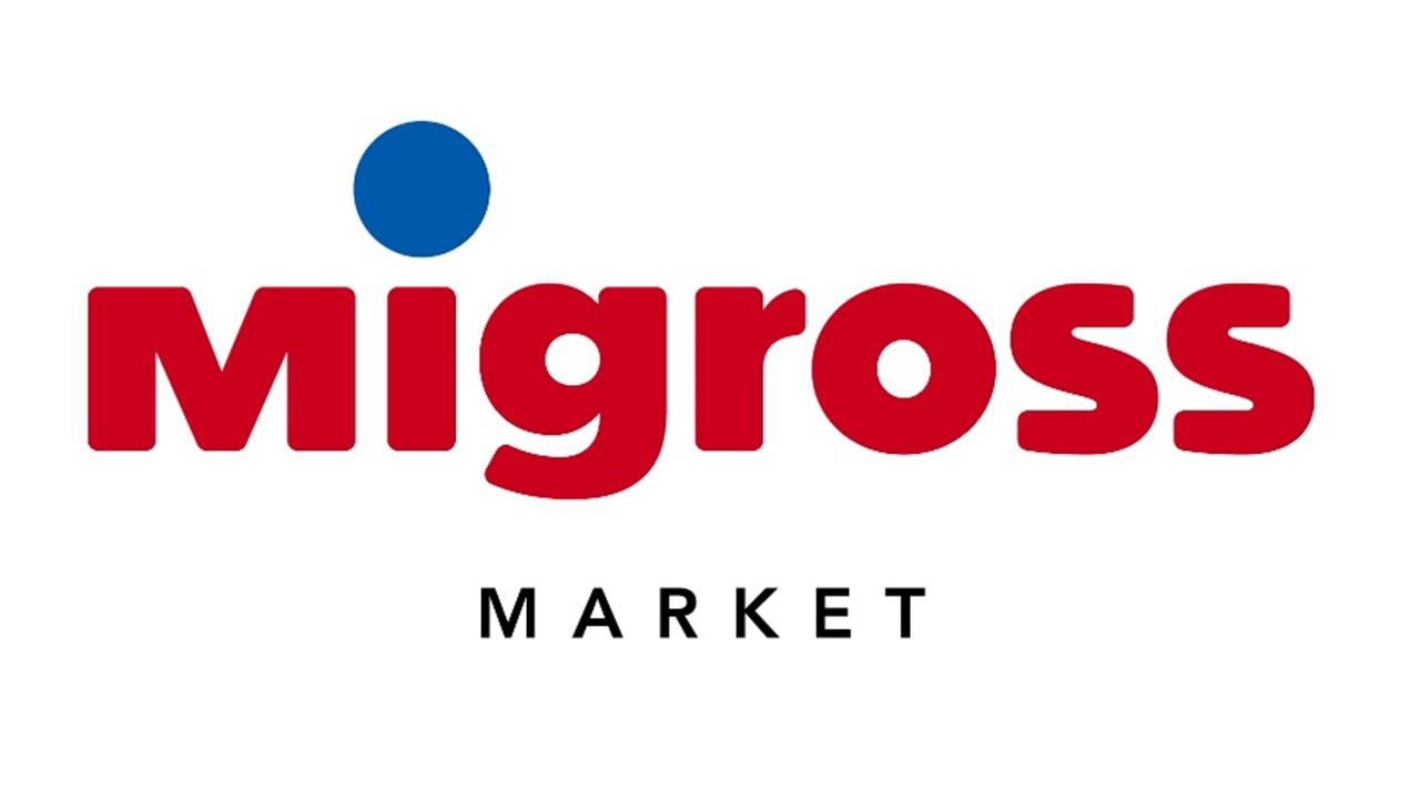 Logo migross market GDO (Grande Distribuzione Organizzata)