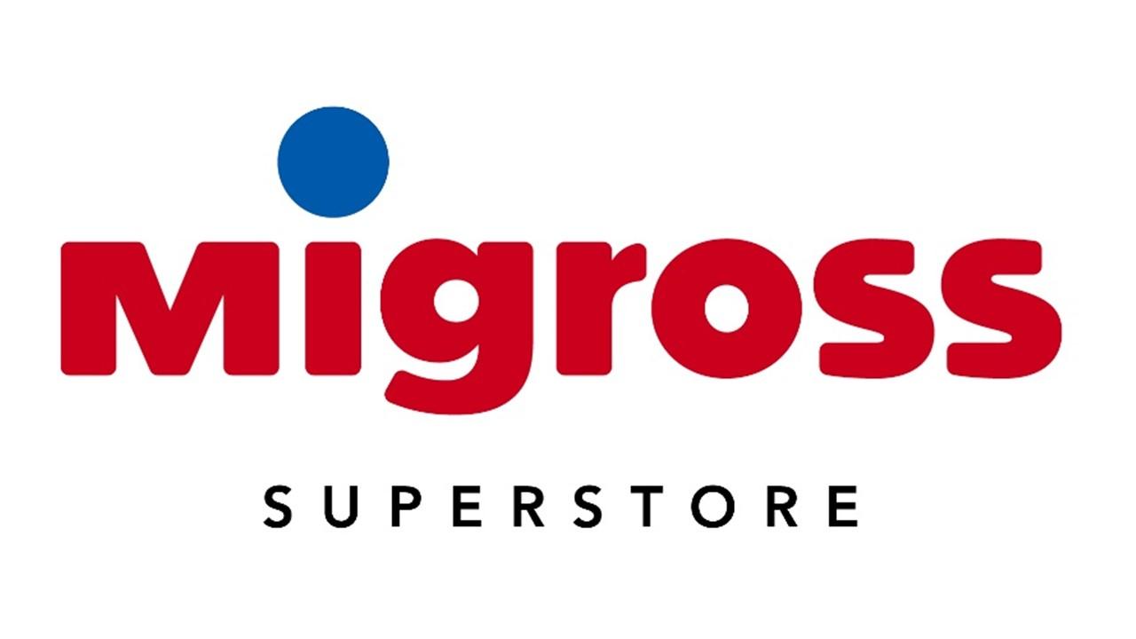 Logo migross superstore GDO (Grande Distribuzione Organizzata)