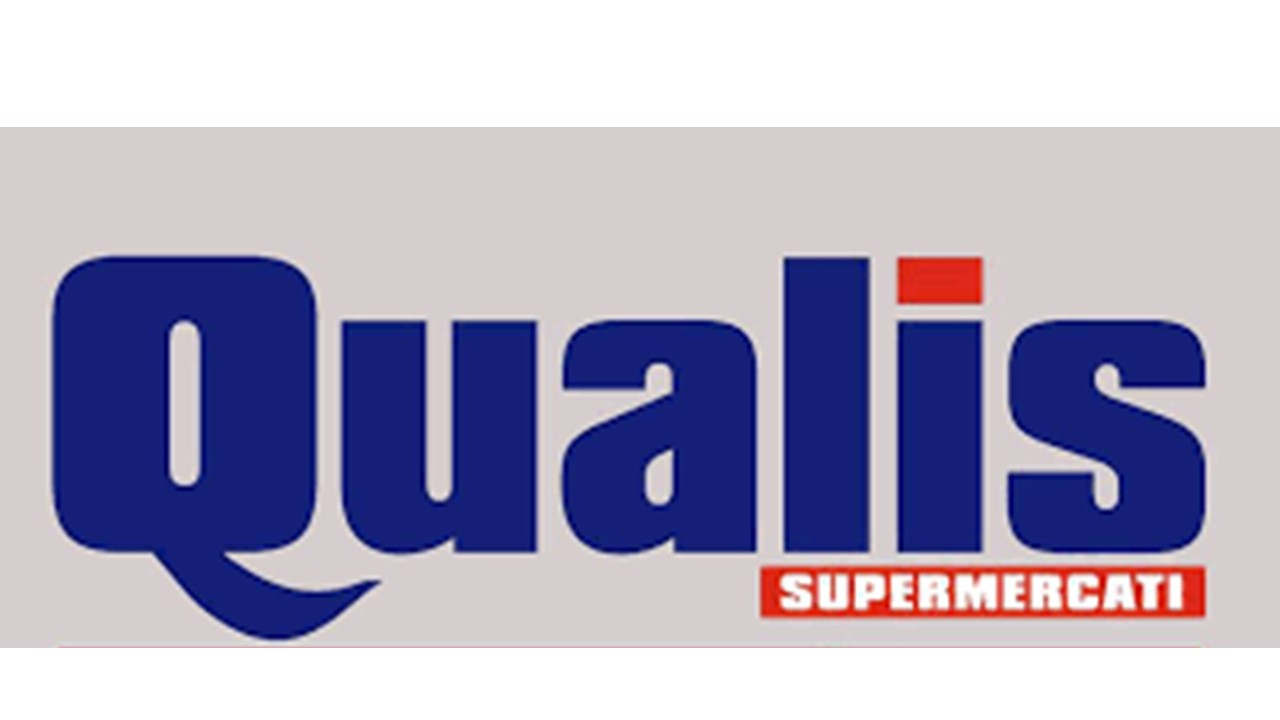 Logo Qualis Supermercati GDO (Grande Distribuzione Organizzata)