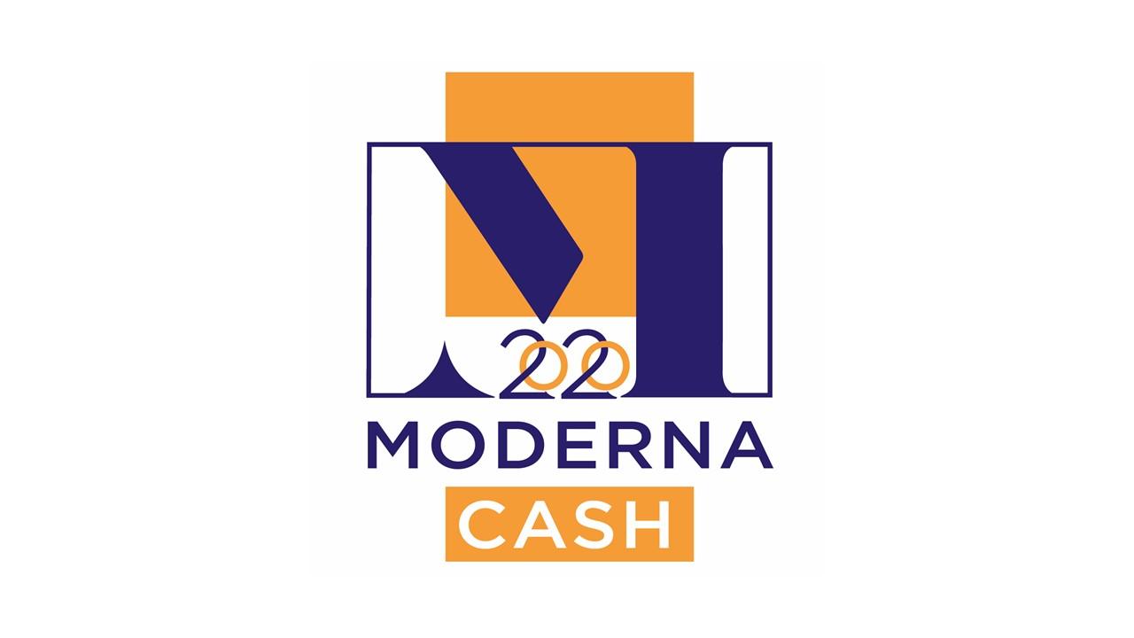 Logo Moderna Cash GDO (Grande Distribuzione Organizzata)