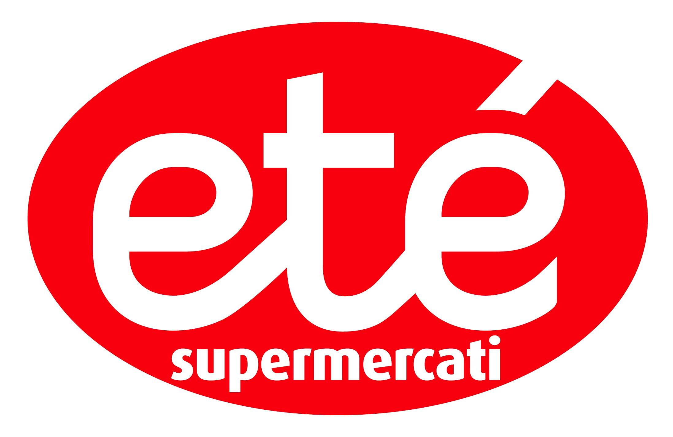 Logo eté supermercati GDO (Grande Distribuzione Organizzata)