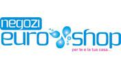 Logo euro shop GDO (Grande Distribuzione Organizzata)