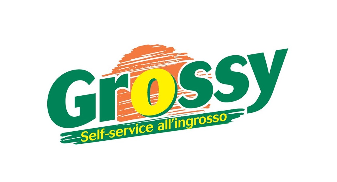 Logo Grossy GDO (Grande Distribuzione Organizzata)