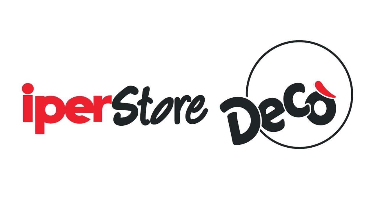 Logo Iperstore Decò GDO (Grande Distribuzione Organizzata)