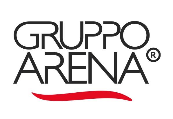 Logo Gruppo Arena GDO (Grande Distribuzione Organizzata)