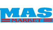 Logo Mas Market GDO (Grande Distribuzione Organizzata)