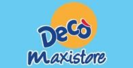 Logo Decò Maxistore GDO (Grande Distribuzione Organizzata)