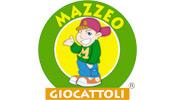 Logo Mazzeo giocattoli GDO (Grande Distribuzione Organizzata)