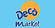 Logo Decò Market GDO (Grande Distribuzione Organizzata)