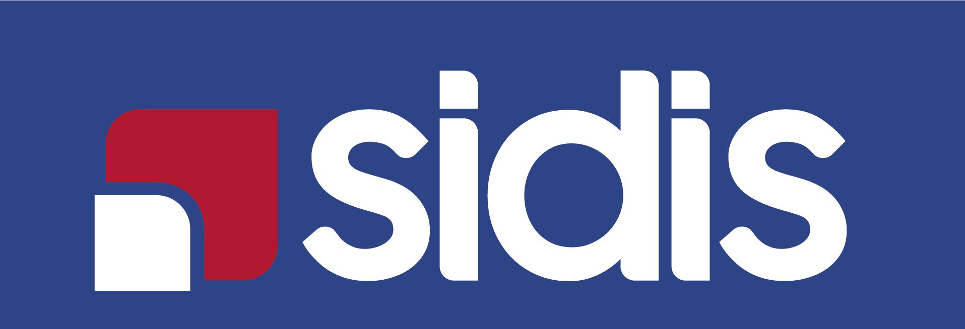 Logo Sidis GDO (Grande Distribuzione Organizzata)
