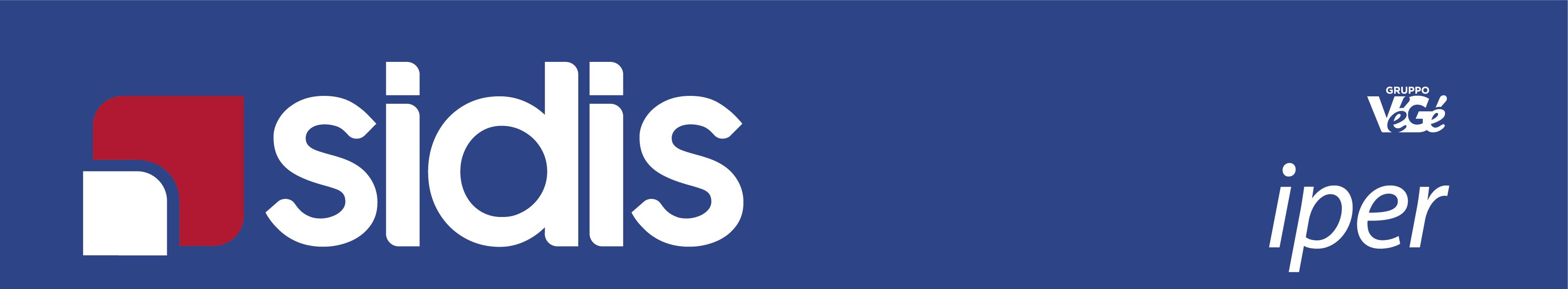 Logo Sidis iper GDO (Grande Distribuzione Organizzata)