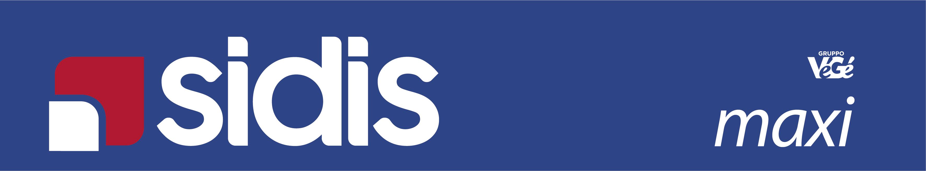 Logo Sidis maxi GDO (Grande Distribuzione Organizzata)