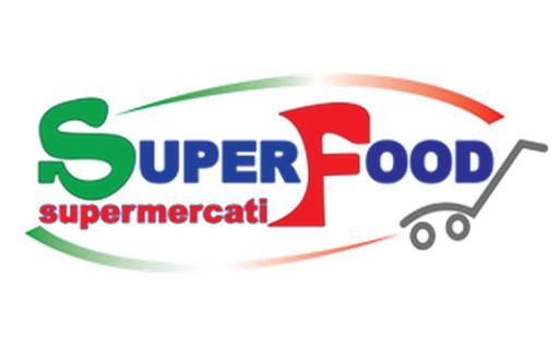 Logo supermercati SuperFood GDO (Grande Distribuzione Organizzata)