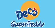 Logo Decò Superfreddo GDO (Grande Distribuzione Organizzata)