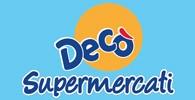 Logo Decò Supermercati GDO (Grande Distribuzione Organizzata)