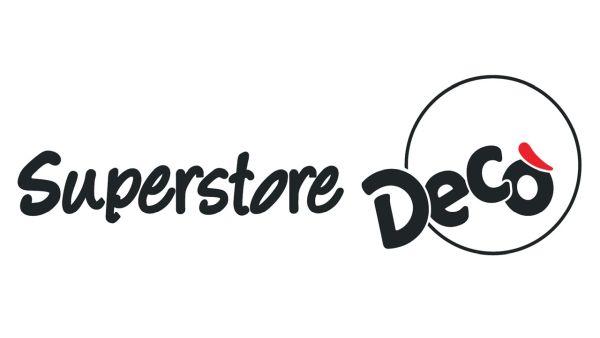 Logo Superstore Decò GDO (Grande Distribuzione Organizzata)