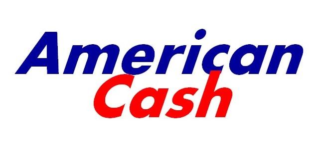 Logo American Cash GDO (Grande Distribuzione Organizzata)