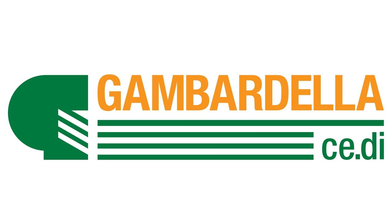 Logo Gambardella ce.di GDO (Grande Distribuzione Organizzata)