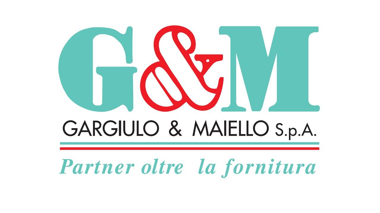 Logo G&M Gargiulo & Maiello S.p.A. GDO (Grande Distribuzione Organizzata)