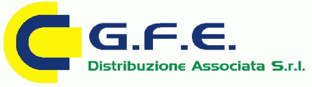 Logo G.F.E. Distribuzione Associata S.r.l. GDO (Grande Distribuzione Organizzata)