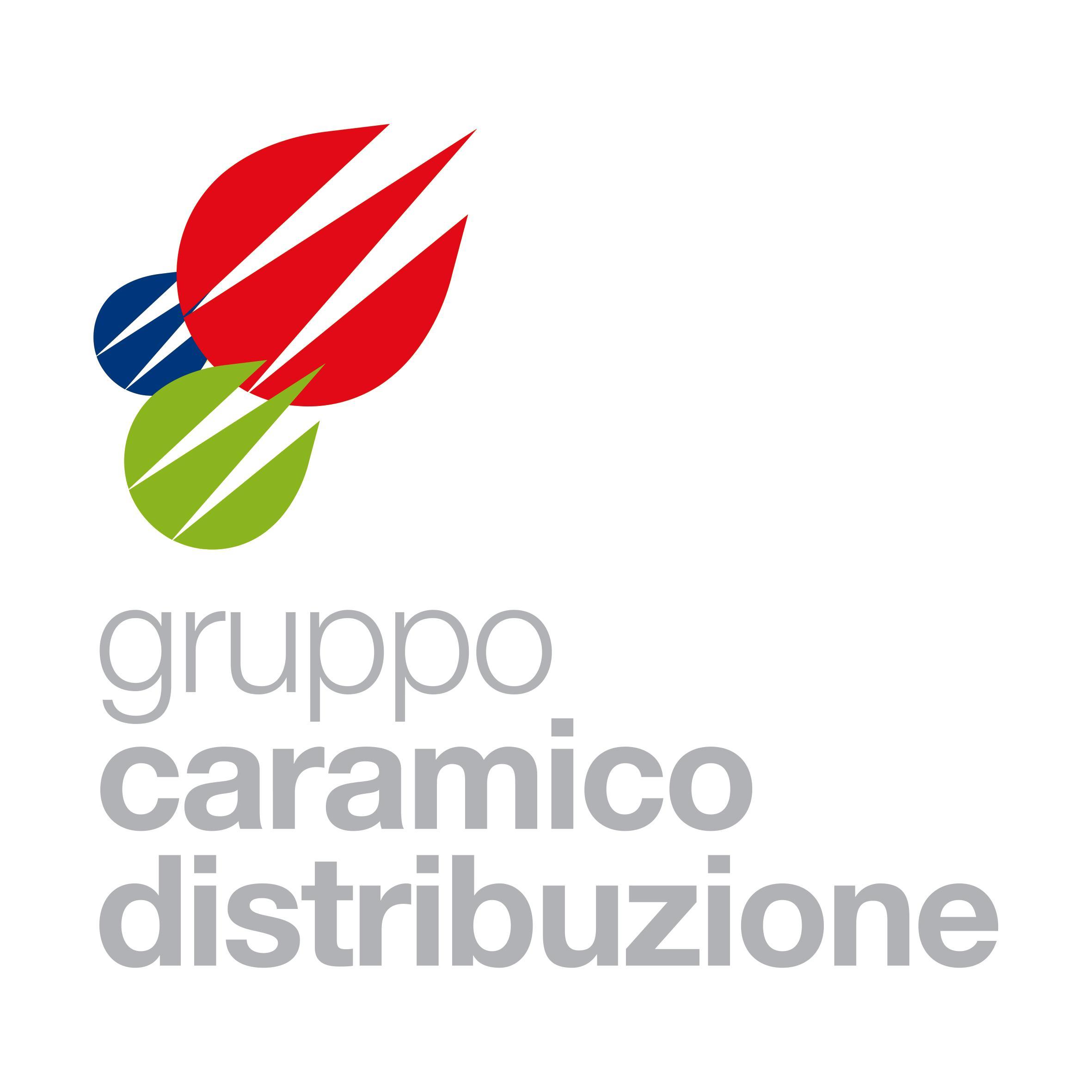 Logo Gruppo caramico distribuzione GDO (Grande Distribuzione Organizzata)