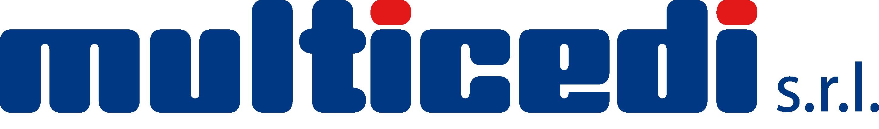 Logo Multicedi s.r.l. GDO (Grande Distribuzione Organizzata)