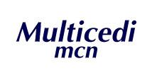Logo Multicedi mcn GDO (Grande Distribuzione Organizzata)