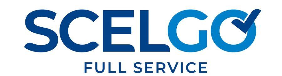 Logo Scelgo full service GDO (Grande Distribuzione Organizzata)