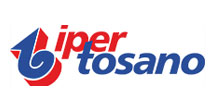 Logo Iper tosano GDO (Grande Distribuzione Organizzata)