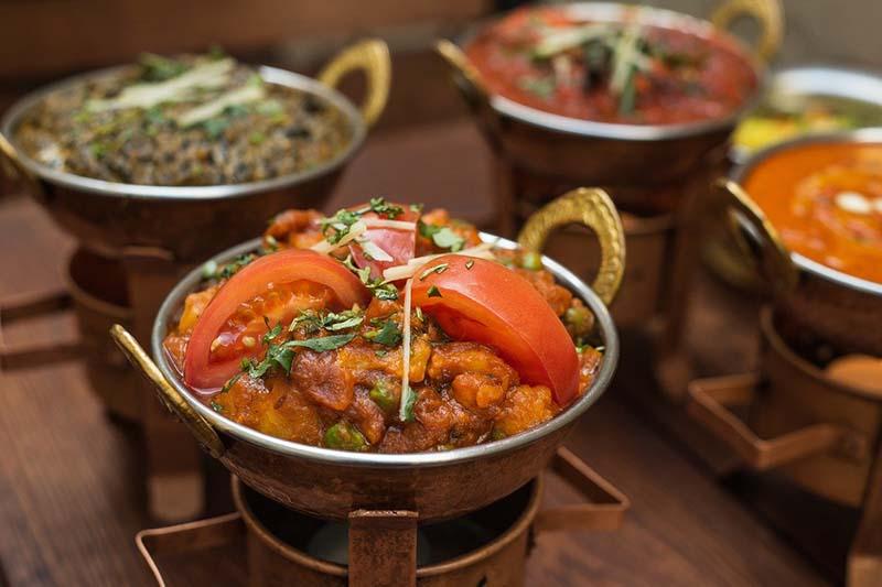 Cucina etnica indiana
