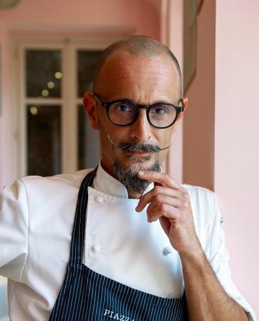 Enrico Crippa chef 3 stelle Michelin