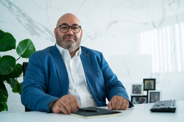 Giovanni Arena presidente del Gruppo Vegé